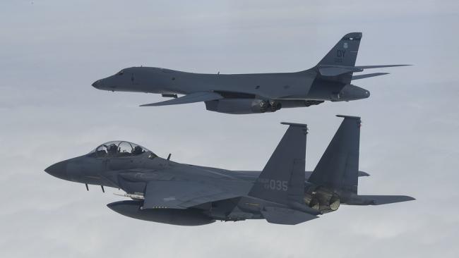 Пентагон допустил дальнейшее размещение своих бомбардировщиков в Норвегии