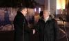 Губернаторы Петербурга и Ленобласти подарили городу елку