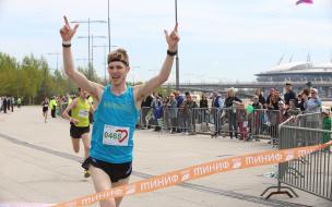 """Открылась регистрация на """"Зеленый марафон"""" Сбербанка: петербуржцы побегут в Парке 300-летия"""