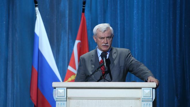 Полтавченко уволил главу комитета по имущественным отношениям