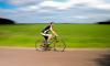 Футбольный болельщик из Саудовской Аравии приехал в Петербург на велосипеде