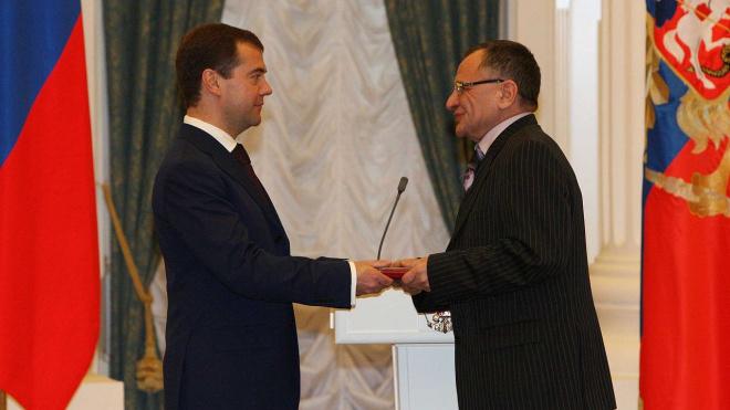 В Петербурге из Союза театральных деятелей исключили Рудольфа Фурманова