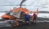 Пациента в состоянии клинической смерти доставили в Петербург на вертолете
