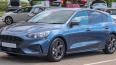 Ford Focus стал самым продаваемым автомобилем в Петербур...