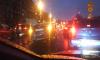 На Студенческой улице посреди проезжей части такси провалилось в яму