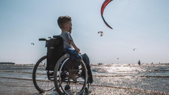 Журналист из Петербурга планирует за день проехать в инвалидной коляске от Парнаса до Петергофа