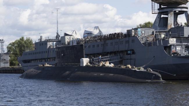 """АО """"Адмиралтейские верфи"""" спустило на воду подлодку """"Магадан"""" для Тихоокеанского флота"""