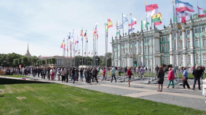 Путин предположил, что Петербург может стать столицей Олимпиады-2028