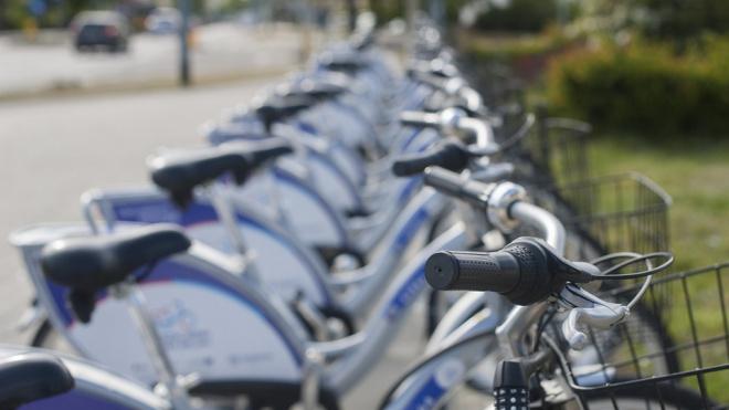 Велосипедисты ограничат движение транспорта на севере Петербурга