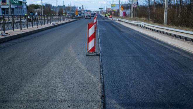 Ленобласть проведет капремонт участка дороги «Комсомольское – Приозерск»