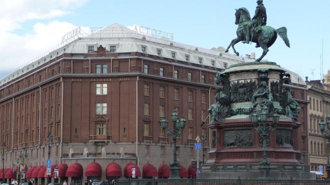 Петербург на первом месте по повышению цен в гостиницах перед ЧМ-2018