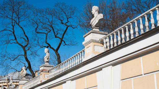 СПБГУ не будет продавать исторические здания в центре