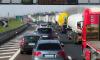 В центре Петербурга ввели временные ограничения дорожного движения