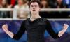 Фигурист из Санкт-Петербурга Дмитрий Алиев впервые в карьере выиграл чемпионат России