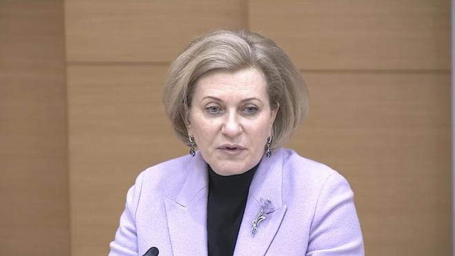 Попова заявила об иммунитете к COVID-19 у половины жителей Татарстана