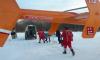В НИИ Джанелидзе вертолетом доставили обоженного пострадавшего из Карелии