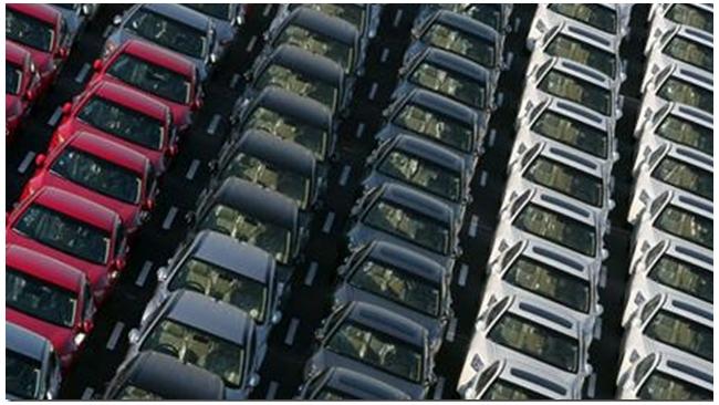 Россияне за квартал купили новых машин на $17 млрд