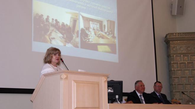 В Выборгском районе поддержат предпринимателей малого и среднего бизнеса