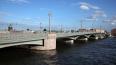 Сегодня днем в Петербурге разведут Благовещенский мост