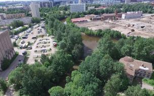 Благоустройство набережной реки Охты и Оккервиль начнется в 2021 году