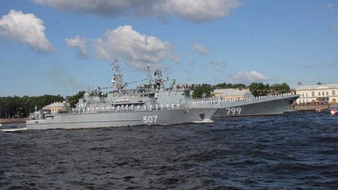 КРТИ предупреждает водителей о том, где нельзя будет проехать из-за парада ВМФ
