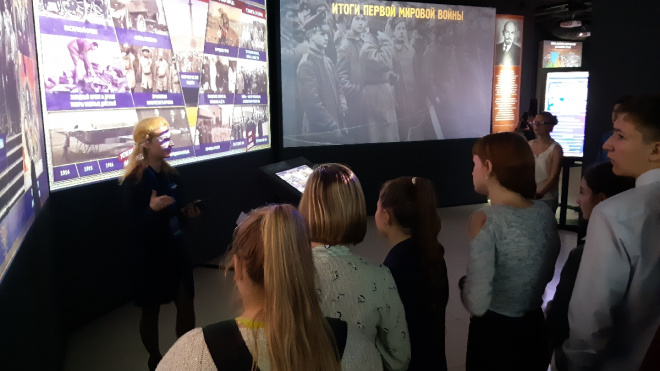 """Выставка """"Лицо Великой войны"""""""