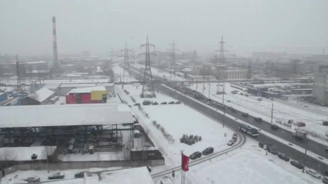 В Петербург придет пятидневная оттепель