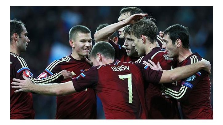 Сборная России проведет 4 товарищеских матча