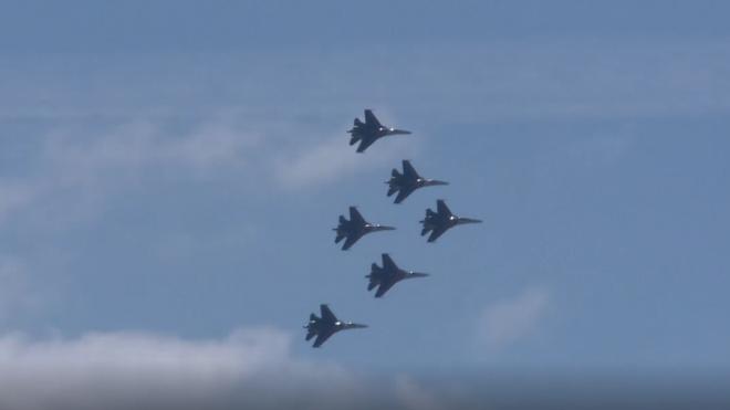 В России приступили к разработке легкого фронтового истребителя