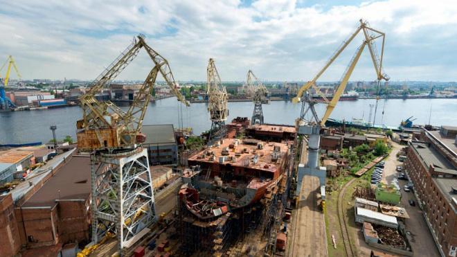 В ближайшие годы в Петербурге построят 22 корабля и судна