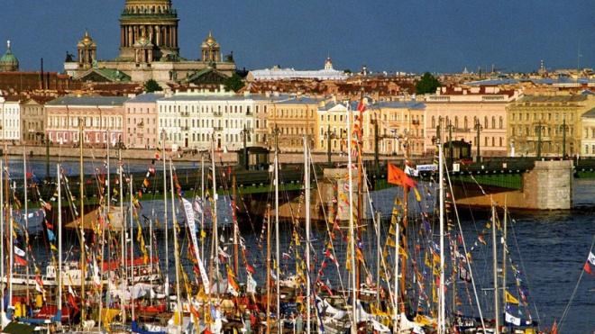 День города в Петербурге 2020: программа мероприятий