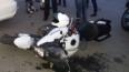Мотоциклист разбился насмерть, врезавшись в столб, ...
