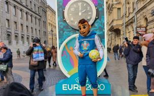 Петербургские болельщики Евро-2020 смогут ездить на матчи бесплатно