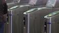 В петербургском метро установили новые турникеты для бес...