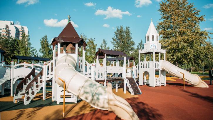 В Пушкине построят развлекательный парк пушкинских сказок для детей
