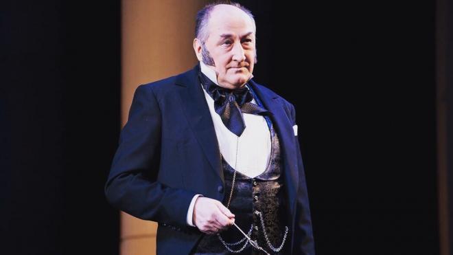 Прощание с актером Борисом Клюевым завершилось в Малом театре в Москве