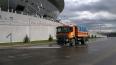 В Петербурге у стадиона в дни матчей ЧМ-2018 будут ...