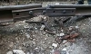 На железной дороге в Новосибирской области произошел мощный взрыв