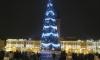 Новогодняя ночь в Петербурге прошла без серьезных происшествий