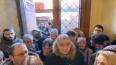 """В Петербурге судьи по делу """"Сети"""" уехали из суда на маши..."""