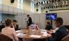 В петербургском Парламентском центре МПА СНГ студенты дискутировали о демократии