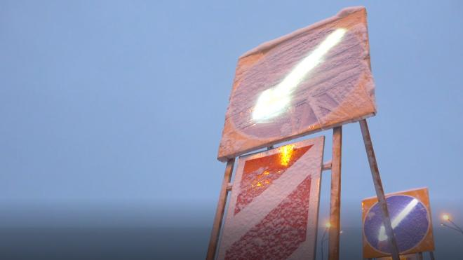 На шести федеральных трассах в Ленобласти  8 февраля ограничат движение