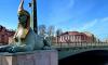 С 21 июля в Петербурге ограничат движение по Египетскому мосту