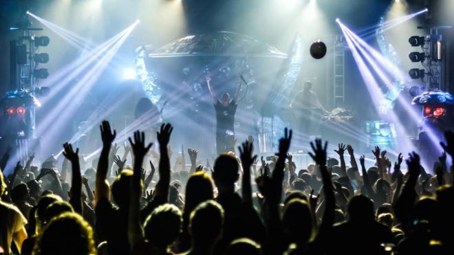 Концерт Infected Mushroom в Петербурге