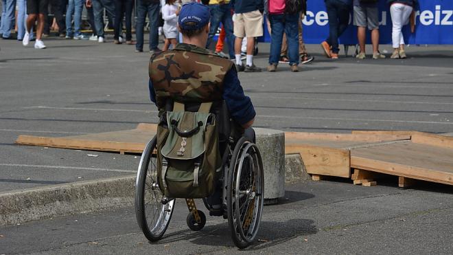 В Петербурге нашли труп в инвалидной коляске