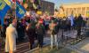 В Петербурге прошел митинг против закона о домашнем насилии
