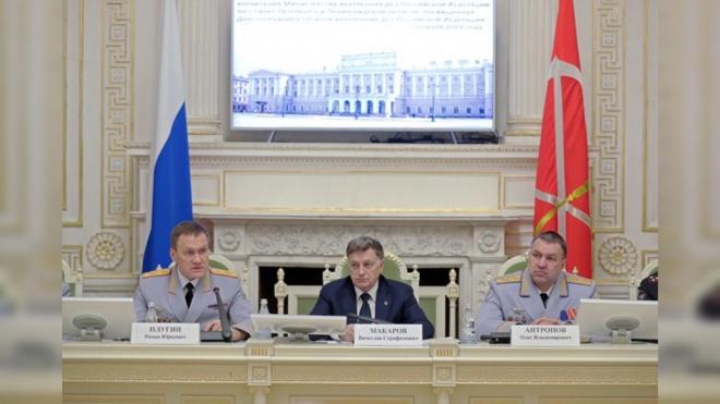 Начальник ГСУ Антропов попросил Путина освободить его от должности