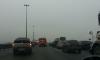 На 105-м километре КАД массовая авария: столкнулись 5 автомобилей