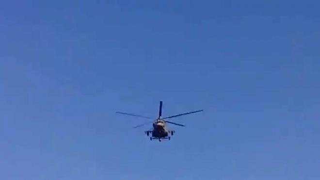 В Красноярском крае пьяный пилот угнал вертолет из-за конфликта с женой