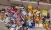 В Петербурге сожгли более 200 килограммов финской молочной продукции и колбасы